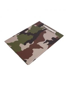 CLASSEUR A4 CLIPS CAMOUFLAGE